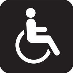 256px Pictograms nps accessibility wheelchair accessible 2.svg Wheel meet again   or not ...