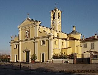 Pieve Fissiraga Comune in Lombardy, Italy