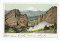Pike's Peak, from the Gateway, Garden of the Gods , Col (NYPL b12647398-62056).tiff