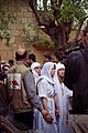 Pilgrims and festival at Lalish on the day of the Ezidi New Year in 2017 21.jpg