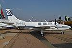 Piper PA60-601P Aerostar 'ZS-PEB' (16919252121).jpg