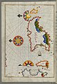 Piri Reis - Map of Mykonos Island in the Aegean Sea - Walters W658116A - Full Page.jpg