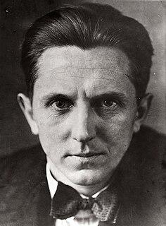 Erwin Piscator German theatre director