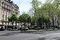 Place Alphonse-Deville, boulevard Raspail, Paris 6e.jpg