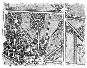 Hameau de la reine wikip dia for Trianon plan salle