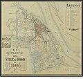 Plan de la ville de (...)Babonneau L btv1b550132625 1.jpg