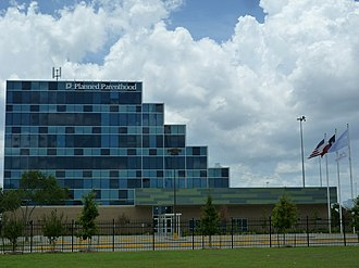 Planned Parenthood - Location in Houston, Texas