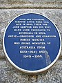 Plaque to Grandparents of Australian Prime Minister (8008995840).jpg