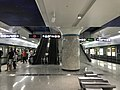Platform of Hongtu Boulevard Station (Line 8) 2.jpg