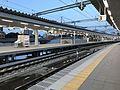 Platform of Orio Station (Kagoshima Main Line) 4.jpg