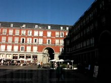 Bestand:Plaza Mayor (Madrid).ogv