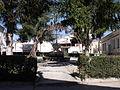 Plaza con fuente en Tragacete.JPG