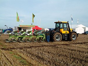 National Ploughing Championships - Image: Ploughing Championship 9 October 2005 009