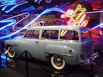 Plymouth Savoy - Plymouth Savoy Wagon 1951