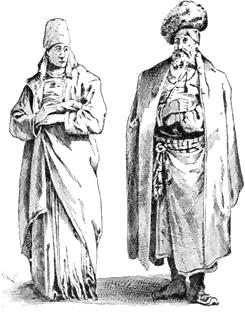 Polish Jews 1765