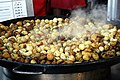 Pommes de terre primeur de Bretagne rissolées.JPG