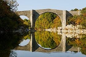 Pont De Saint Etienne D Issensac Wikipedia