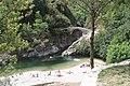 Pont du diable et plage à Thueyts (Ardèche).jpg