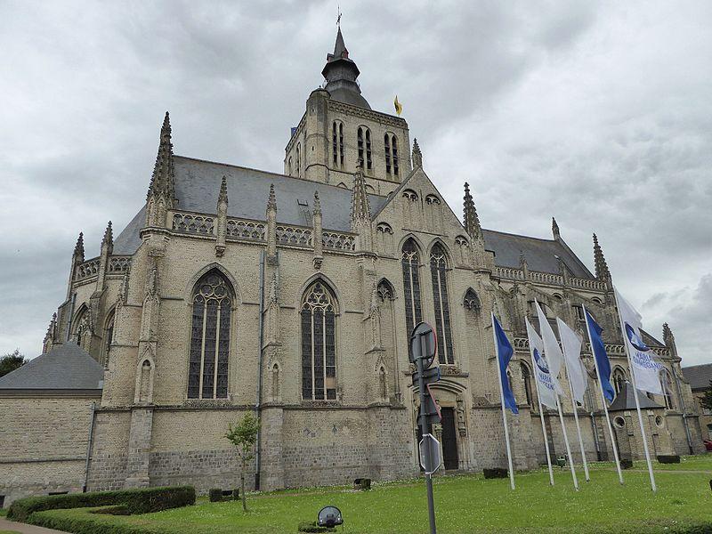 Hallkerque Sint-Janskerk Poperinge Province de Flandre-Occidentale Belgique