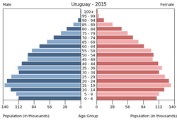 Population pyramid of Uruguay 2015.png