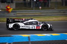 2 Porsche 919 Hybrid Of Romain Dumas Neel Jani And Marc Lieb Won Two Races Including The 24 Hours Le Mans Team S Second Consecutive World