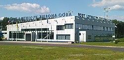 Port lotniczy-Zielona Góra