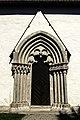 Portal sur da nave da igrexa de Bäl.jpg