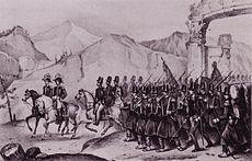 L'expédition des «Portes de fer», en pays kabyle