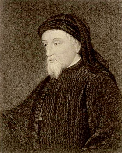 Geoffrey Chaucer, English poet and author