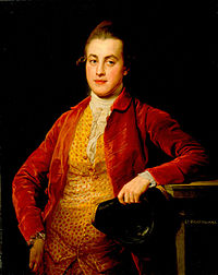 Portrait of Richard Aldworth Neville, later Second Baron Braybrooke by Pompeo Batoni.jpg