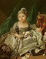 Portrait of the infant Duke of Montpensier Louis Philippe d'Orléans (future Philippe Égalité) by François Boucher.jpg