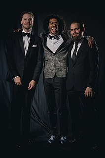 Clipping (band) American hip hop trio