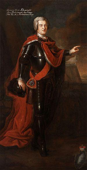 House of Lubomirski - Prince Jan Kazimierz Lubomirski