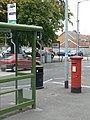 Post box NG9 605 - geograph.org.uk - 1478963.jpg