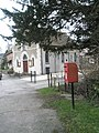 Postbox in the centre of East Dean - geograph.org.uk - 1145003.jpg