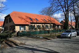 Hauptstraße in Potsdam