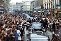 President Kennedy in a motorcade, Ireland-large.jpg