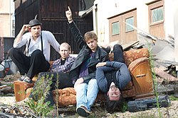 Die Band ENERO (2015)