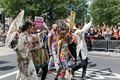 Pride in London 2016 - A group of LGBT Muslims during the parade.png