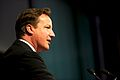 Prime Minister David Cameron, speaking at the opening of the GAVI Alliance immunisations pledging conference 2.jpg