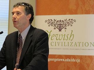 Yossi Shain Israeli political scientist