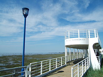 Rimouski - The Walk of the Sea at Rimouski.