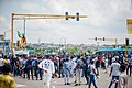Protesters at the endSARS protest in Lagos, Nigeria 69.jpg