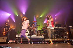 Puffy AmiYumi 20090704 Japan Expo 58.jpg