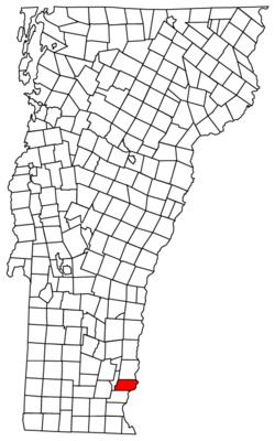 Putney Vermont Map Putney, Vermont   Wikipedia