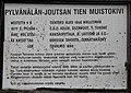 Pylvänälän-Joutsan tien muistokivi (noin 1880) - Kuupelontie (14) - Kangasniemi - 2.jpg