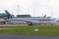 A7-BCY - B788 - Qatar Airways