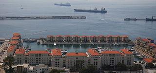 Queensway Quay Marina, Gibraltar