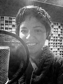 Quilla recording vocals.jpg