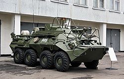 R-166-0,5 radiostation - 27th Independent Sevastopol Guards Motor Rifle Brigade (7).jpg